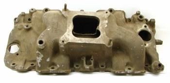 67 68 69 Camaro Chevelle Nova 396 427 BB Intake Manifold GM 3933163  3-22-68