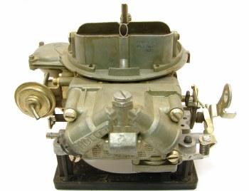 1968 Camaro Chevelle Nova NOS 302 396-375 Holley Carburetor List 4053 Dated 863