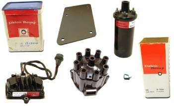 1969 Camaro NOS 427 ZL-1 Transistor Ignition System