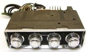 1967 Camaro Stereo Dash Mounted Multiplex Unit