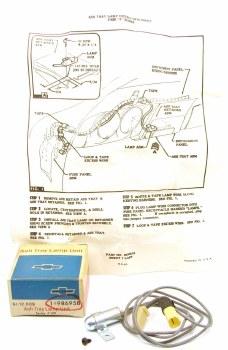 1967 1968 Camaro & Firebird NOS Accessory Dash Ashtray Courtesy Lamp Assembly  Original GM Part# 986958