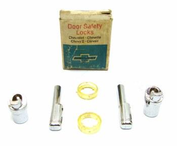65 66 67 68 69 70 71 72 73 74 Camaro & Firebird NOS Child Safety Lock Set
