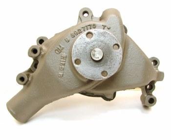 1969 Camaro Chevelle Nova Ful Size Small Block Water Pump GM Part & Casting# 3927170 Dated  A-2-9