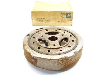 1969-74 Camaro NOS 302 Z/28 Harmonic balancer GM Part# 3947708