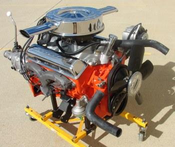 65 66 67 Chevy II Nova 327-350 hp L-79 Engine & Transmission