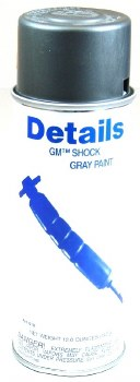 Shock Absorber Paints