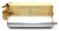 1969 Chevelle NOS Exhaust Muffler Assembly Original GM