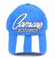 1967-81 Camaro Rally Baseball Style Cap Lemans Blue