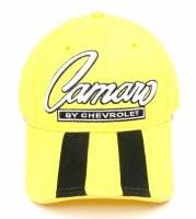 1967-81 Camaro Rally Baseball Style Cap Daytona Yellow