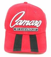 1967-81 Camaro Rally Baseball Style Cap Garnet Red
