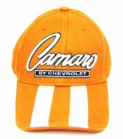 1967-81 Camaro Rally Baseball Style Cap Hugger Orange