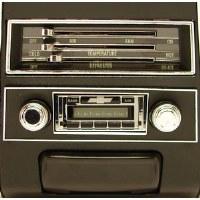 1967 1968 Camaro AM/FM Stereo Radio 100 Watts