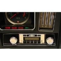 1969 Camaro AM/FM Stereo Radio 100 Watts