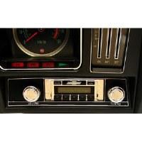 1969 Camaro AM/FM Stereo Radio With CD Control 120 Watts