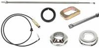1969 Camaro & Firebird Front AM Radio Antenna Kit  Assembly Line Correct