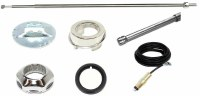 1969 Camaro & Firebird Rear AM Radio Antenna Kit  Assembly Line Correct