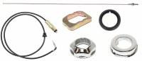 1969 Camaro & Firebird Front AM/FM Radio Antenna Kit  Assembly Line Correct