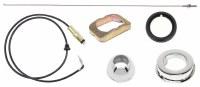 1967 1968 Camaro & Firebird Front AM/FM Radio Antenna Kit  Assembly Line Correct