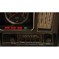 1969 Camaro & Firebird AM/FM Stereo Radio 100 Watt