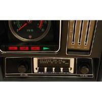 1969 Camaro & Firebird AM/FM Stereo Radio 100 Watt