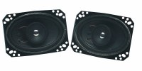 67 68 69 Camaro & Firebird Front Kick Panel 4x6 Speakers Pair