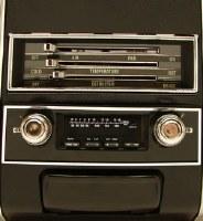 67 68 Camaro & Firebird AM/FM Stereo Radio 200 watt