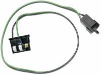 67 68 Camaro & Firebird Radio Harness Plug w/Pigtail For Speaker