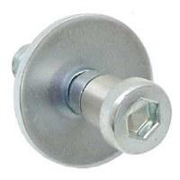 1967-1981 Camaro & Firebird Door Lock Striker Assembly Line Correct GM 7550559