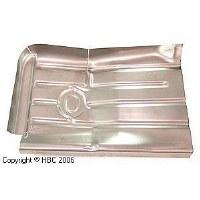 67 68 69  Camaro & Firebird Rear Floor Pan Section RH OE Quality! USA!