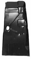 67 68 69  Camaro & Firebird Front Floor Pan Section Large Style LH Imported
