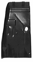 67 68 69  Camaro & Firebird Front Floor Pan Section Large Style RH Imported