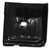 67 68 69  Camaro & Firebird Rear Floor Pan Section LH Imported