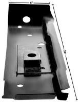 67 68 69 Camaro & Firebird Bucket Seat to Frame Mounting Plate LH