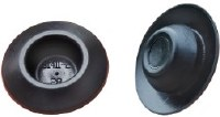 1967-1974  Camaro & Firebird Cowl Panel Plastic Body Plugs Pair  GM# 4874119