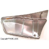1967 1968 Camaro & Firebird Trunk Side Quarter Panel Filler Panel RH OE Quality! USA!