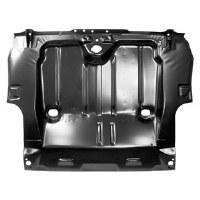1968 Camaro & Firebird Trunk Floor Pan Assembly 1 Piece Coupe & Convertible
