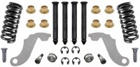 1967 Camaro & Firebird Upper & Lower Door Hinge Master Rebuild Kit  USA