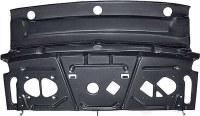 68 69 Camaro & Firebird Rear Seat Speaker Shelf Repair Panel