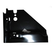 67 68 69 Camaro & Firebird Rear Leaf Spring To Floor Pan Torque Box LH