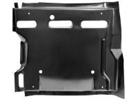 67 68 Camaro & Firebird Bucket Seat Frame Floor Support Panel  LH