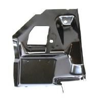 67 68 69 Camaro & Firebird Subframe to Firewall Body Mount Torque Box LH