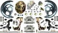 Camaro Disc brake kit, Power w/imp 1969
