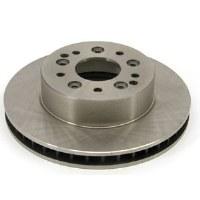 68 69  Camaro 4 Wheel Disc Rear Rotor w/JL-8 Brakes