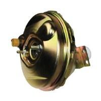 67 68 69  Camaro & Firebird Power Brake Booster 9 Inch Gold Iridite Plating