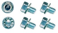 1967-1981 Camaro & Firebird Wheel Cylinder Mounting Bolt Set  GM