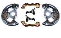 67 68  Camaro & Firebird Front Disc Brake Mini Spindle Kit OE Quality!