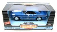 1969 Camaro 1969 Yenko 427 Camaro  Blue