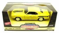 1969 Camaro 1969 Yenko 427 Camaro Yellow