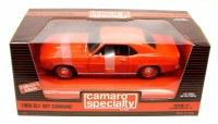 1969 Camaro 1969 427 ZL-1 Camaro Orange