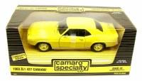 1969 Camaro 1969 427 ZL-1 Camaro Yellow